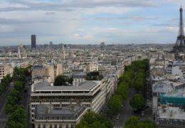 Jelisejska Polja u Parizu - informacije i zanimljivosti