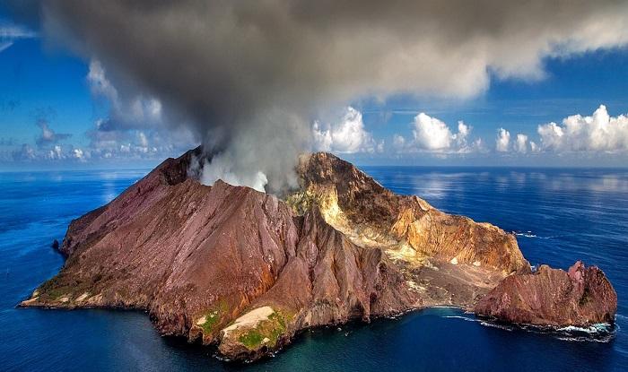 Najveći vulkan na svetu - Top 10 najvećih
