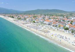 Nea Vrasna Grčka - iskustva, utisci, plaže, slike, cene