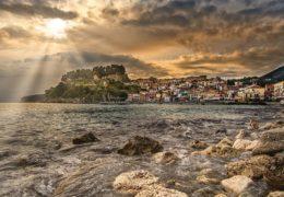 Parga Grčka -  iskustva, utisci, plaže, slike, cene