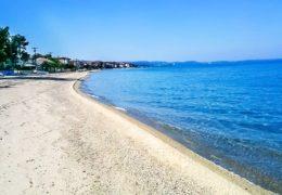 Pefkohori Grčka – iskustva, utisci, plaže, slike, cene