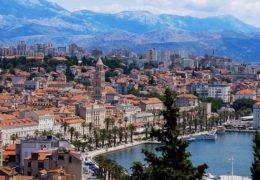 Top 10 najveći gradovi u Hrvatskoj
