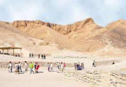 Dolina kraljeva u Egiptu – informacije i zanimljivosti