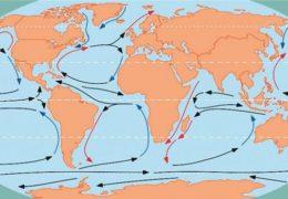 Morske struje - informacije i zanimljivosti