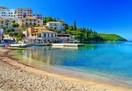 Sivota Grčka -  iskustva, utisci, plaže, slike, cene