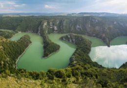 Kanjon Uvca i Uvačko jezero - informacije i zanimljivosti