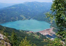 Jezero Perućac - smeštaj, kupanje, info i zanimljivosti