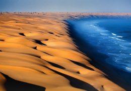 Pustinja Namib - informacije i zanimljivosti